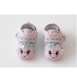 Q-Club Soft Shoes for Infants - Light Pink