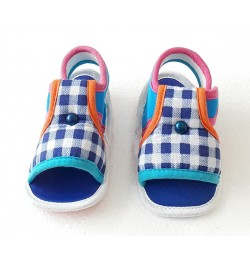 Duck Baby Sandals for Infants - Blue
