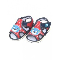 Mee Mee First Walk Baby Sandals with Chu Chu Sound (Anchor Print)