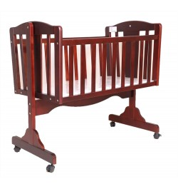 Buy R for Rabbit Dream Time Wooden Cradle for New Born Babies Online in India
