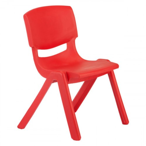Luvlap Baby Chair – Red