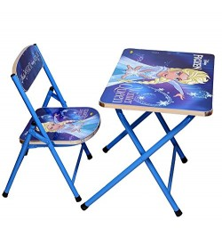 Buy Ramson Disney Frozen Folding Table and Chair Online in India