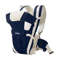 Luvlap Elegant Baby Carrier – Dark Blue
