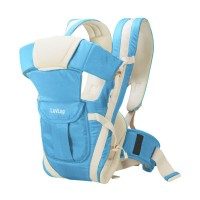 Luvlap Elegant Baby Carrier – Light Blue