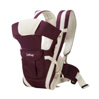Luvlap Elegant Baby Carrier – Purple