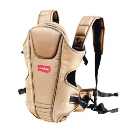 Buy Luvlap Galaxy Baby Carrier – Khaki Online in India