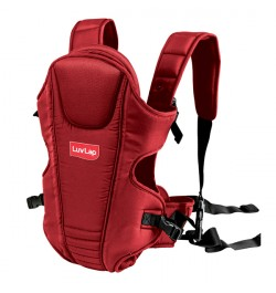 Buy Luvlap Galaxy Baby Carrier – Red Online in India