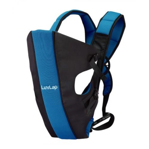 Luvlap Sunshine Baby Carrier – Black & Blue