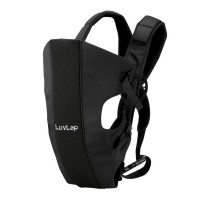 Luvlap Sunshine Baby Carrier – Black