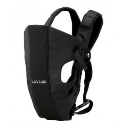Buy Luvlap Sunshine Baby Carrier – Black Online in India