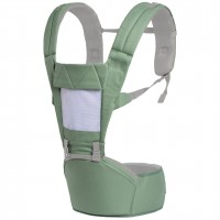 R for Rabbit Upsy Daisy - Smart Hip Seat Baby Carrier (Green)