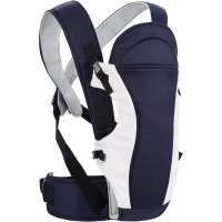 R for Rabbit Chubby Cheeks - The Cozy Baby Carrier (Midnight Blue)