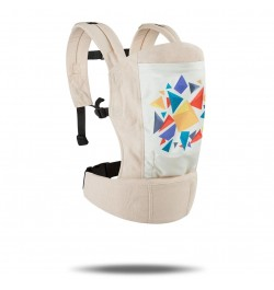 Buy R for Rabbit Hug Me Elite - The Ergonomic Baby Carrier (Cream) Online in India