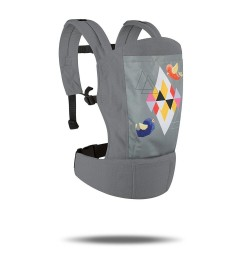 Buy R for Rabbit Hug Me Elite - The Ergonomic Baby Carrier (Grey) Online in India