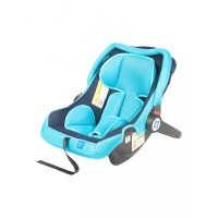 Mee Mee 3 In 1 Baby Car Seat, Carry Cot & Rocker (Light Blue)