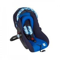 Mee Mee 3 In 1 Baby Car Seat, Carry Cot & Rocker, Blue