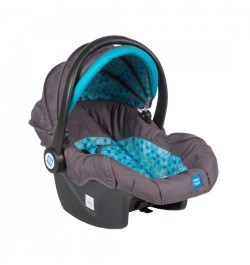 Buy Mee Mee 3 In 1 Baby Car Seat, Carry Cot & Rocker (Blue) Online in India