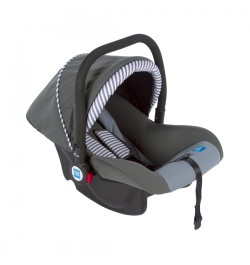 Buy Mee Mee 3 In 1 Baby Car Seat, Carry Cot & Rocker (Gray) Online in India