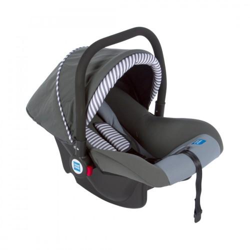 Mee Mee 3 In 1 Baby Car Seat, Carry Cot & Rocker (Gray)