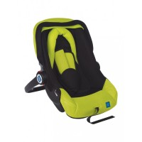 Mee Mee 3 In 1 Baby Car Seat, Carry Cot & Rocker (Green)
