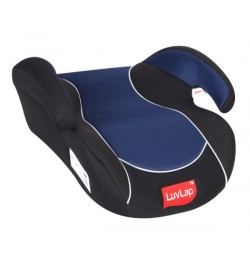 Luvlap Booster Carseat – Blue