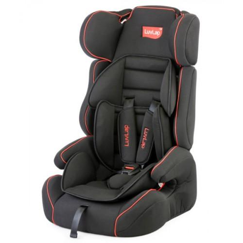 Luvlap Comfy Car Seat – Black