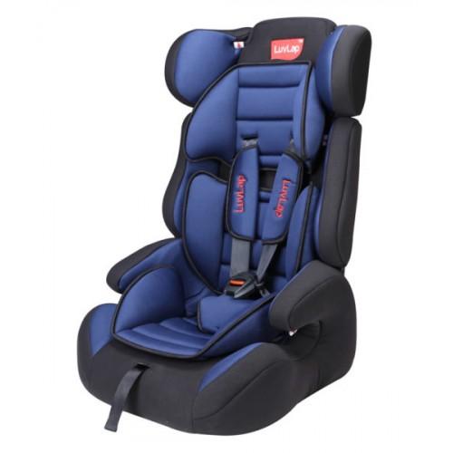 Luvlap Comfy Car Seat – Blue