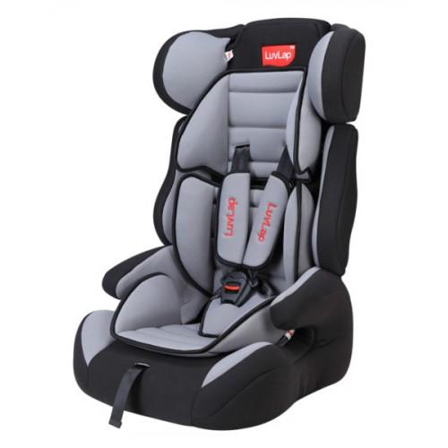 Luvlap Comfy Car Seat – Grey