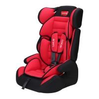 Luvlap Comfy Car Seat – Red