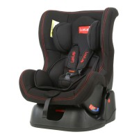 Luvlap Sport Car Seat – Black