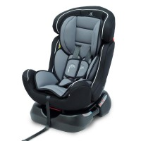 R for Rabbit Jack N Jill Grand – Convertible Baby Car Seat For 0-7 Years Age (Black Grey)