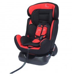 R for Rabbit Jack N Jill Grand – Convertible Baby Car Seat For 0-7 Years Age (Red)
