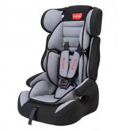 Luvlap Premier Car Seat – Grey