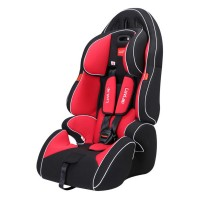 Luvlap Premier Car Seat – Red