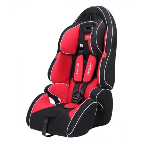 Luvlap Premier Car Seat – Red