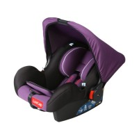 Luvlap Infant Baby Car Seat Cum Carry Cot – Purple