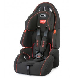 Luvlap Premier Car Seat – Black