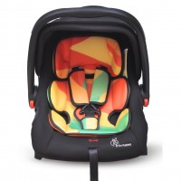 R for Rabbit's Picaboo - Infant Baby Car Seat Cum Carry Cot (Colourful)