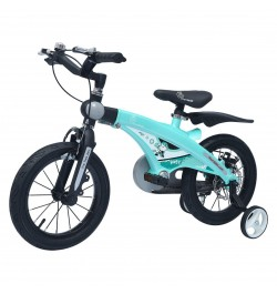 Buy R for Rabbit Tiny Toes Jazz- The Smart Plug and Play Bicycle (14 inch/T - for 3-5 yrs) (Lake Blue) Online in India