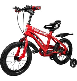 Buy R for Rabbit Velocity 14 inch Bicycle for Kids of 3 to 5 Years Age for Boys and Girls (Red) Online in India