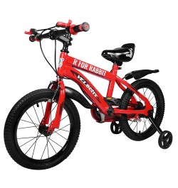Buy R for Rabbit Velocity 16 inch Bicycle for Kids of 4 to 7 Years Age for Boys and Girls (Red) Online in India