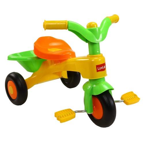 Luvlap Charlie Baby Tricycle – Green