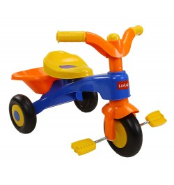Luvlap Charlie Baby Tricycle – Orange