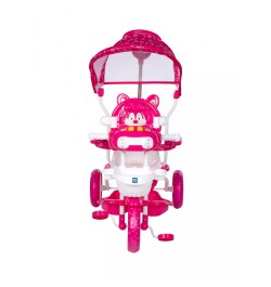 Mee Mee Premium Tricycle with Adjustable Seat, Pink
