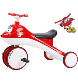 R for Rabbit Super Wings Tricycle - The Designer Tricycle / Cycle for Baby/ Kids (Red)