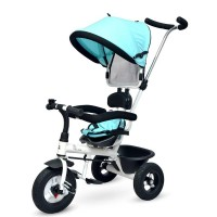 R for Rabbit Tiny Toes Sportz - The Stylish Plug N Play Tricycle For Babies (Green)