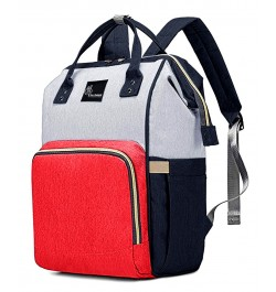 Buy R for Rabbit c- The Smart and Fashionable Diaper Bag for Moms Red Cream Online in India