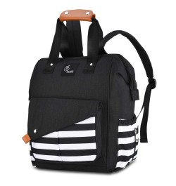 Buy R for Rabbit Caramello Delight Diaper Bags- Smart and Fashionable Diaper Bag for Moms (Black) Online in India