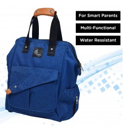 Buy R for Rabbit Caramello Delight Diaper Bags- Smart and Fashionable Diaper Bag for Moms (Blue) Online in India