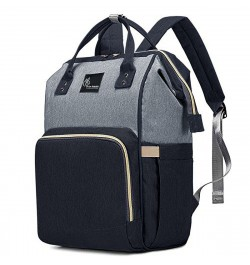 Buy R for Rabbit Caramello Diaper Bags- The Smart and Fashionable Diaper Bag for Moms (Black Grey) Online in India